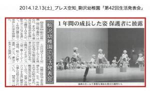 20141213_komazawayouthien[dai42kaiseikatsuhappyoukai]